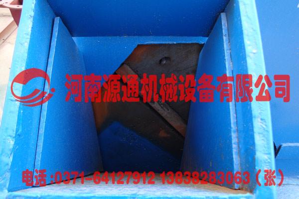木材粉碎机内部结构